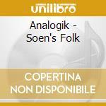 Soen's folk cd musicale di Analogik