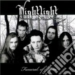 Nightlight - Funeral Of Love cd musicale di NIGHTLIGHT
