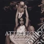Attrition - Keepsakes&reflections cd musicale