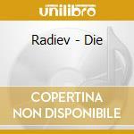 CD - RADIEV - DIE cd musicale di RADIEV