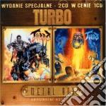 Last warrior cd musicale di Turbo