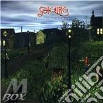 Evening games cd musicale di Satellite
