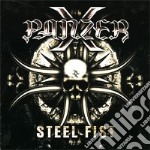 Steel fist cd musicale di X Panzer