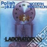 Laboratorium - Modern Pentathlon cd musicale di Laboratorium