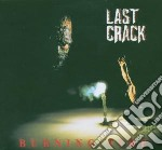 Last Crack - Burning Time cd musicale di Crack Last