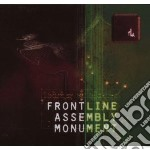 Front Line Assembly - Monument cd musicale di Front line assembly