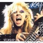 Great Kat - Worship Me Or Die! cd musicale di Kat Great
