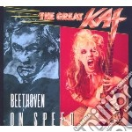 Great Kat - Beethoven On Speed cd musicale di Kat Great