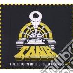 Tank - The Return Of The Filth cd musicale di Tank