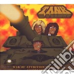 Tank - War Of Attrition Live 1981 cd musicale di Tank