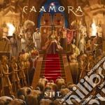 She cd musicale di Caamora