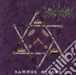 Hammer of god cd musicale di Mortification