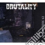 In mourning cd musicale di Brutality
