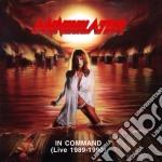 In command (live 1989-19 cd musicale di Annihilator
