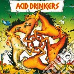 Acid Drinkers - Vile Vicious Vision cd musicale di Drinkers Acid