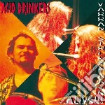 Acid Drinkers - Varran Strikes Back - Alive!! cd musicale di Drinkers Acid