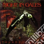 Night In Gales - Thunderbeast cd musicale di Night in gales