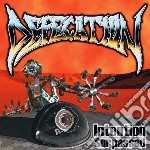 Defecation - Intention Surpassed cd musicale di Defecation
