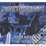 Higher art of rebellion cd musicale di Agathodaimon