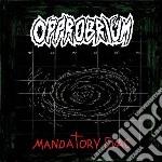 Opprobrium - Mandatory Evac cd musicale di Opprobrium