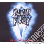 Blind Fury - Out Of Reach cd musicale di Fury Blind