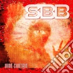 Sbb - Iron Curtain cd musicale di Sbb