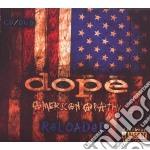 Dope - American Apathy cd musicale di Dope