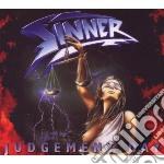 Sinner - Judgement Day cd musicale di Sinner