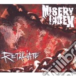 Misery Index - Retaliate cd musicale di Index Misery