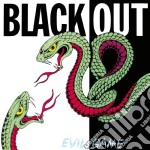 Evil game cd musicale di Blackout