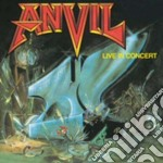 Anvil - Past & Presence Live cd musicale di Anvil