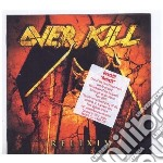 Relix iv cd musicale di Overkill