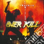 Wrecking everything - li cd musicale di Overkill