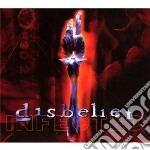 Disbelief - Infected cd musicale di Disbelief