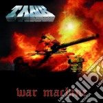 War machine cd musicale di Tank