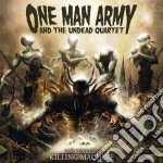 One Man Army - 21st Century Killing Mac cd musicale di One man army