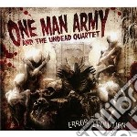 One Man Army - Error In Evolution cd musicale di One man army
