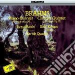 Quintetti per piano e per clarinetto cd musicale