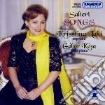 Salieri Antonio - Bei Labbri cd musicale