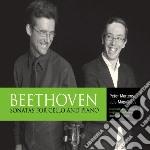 Sonate per violoncello (integrale) cd musicale di BEETHOVEN LUDWIG VAN