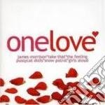 ONE LOVE (2 CD) cd musicale di ARTISTI VARI