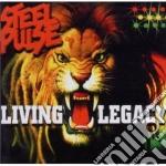 LIVING LEGACY cd musicale di Pulse Steel