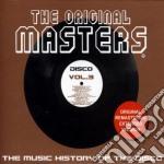 ORIGINAL MASTER  DISCO V.3 cd musicale di ARTISTI VARI