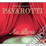 AU PARIS cd musicale di PAVAROTTI LUCIANO