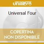 UNIVERSAL FOUR cd musicale di SEVEN TEDDY ROCK
