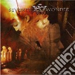 Seventh Wonder - Waiting In The Wings cd musicale di Wonder Seventh