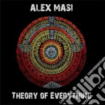 Alex Masi - Theory Of Everything cd musicale di Alex Masi
