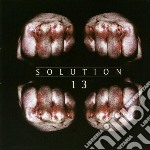 Solution 13 - Solution 13 cd musicale di Solution 13