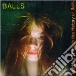 Fastlane through the his cd musicale di Balls