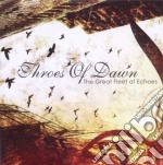 THE GREAT FLEET OF ECHOES - L.E.          cd musicale di THROES OF DAWN